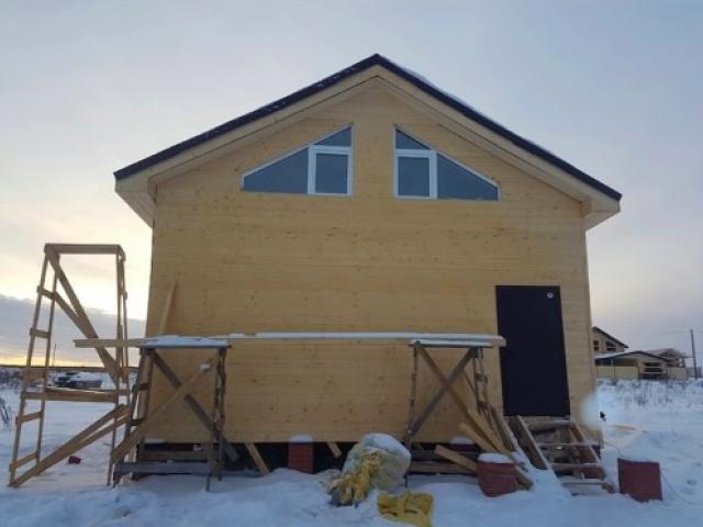 Как построить каркасный дом недорого своими руками