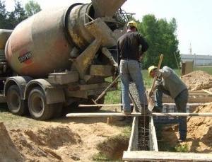 Приготовление бетонной смеси в миксере бетон чехов детокс